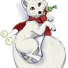 Arctic Cutie 2 by aunumwolf42