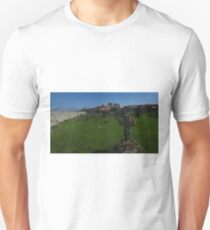 Volcanic Cross, Bamburgh Unisex T-Shirt