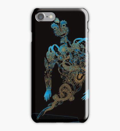 Tattoo Ghost's Ink Memories iPhone Case/Skin