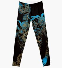 Tattoo Ghost's Ink Memories Leggings