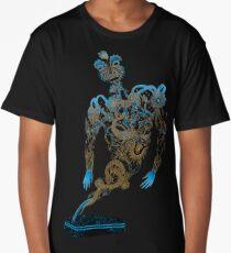 Tattoo Ghost's Ink Memories Long T-Shirt