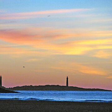 Thatcher Island Sunrise by Rhody53