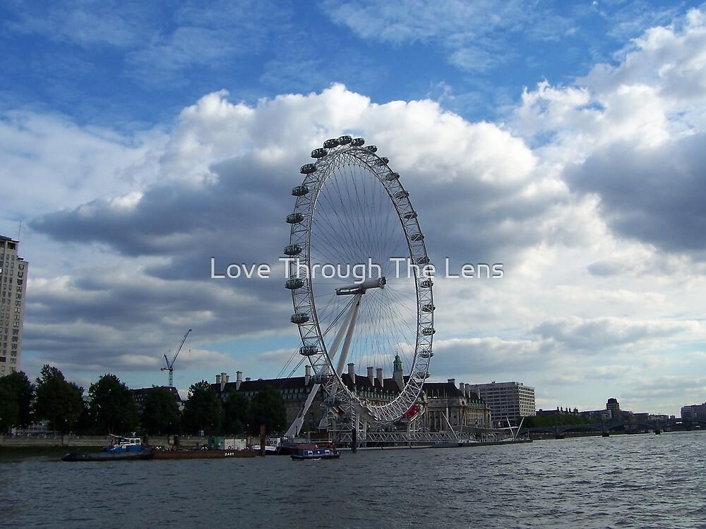 The London Eye  by Love Through The Lens
