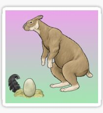 Nuralagus rex Easter Sticker