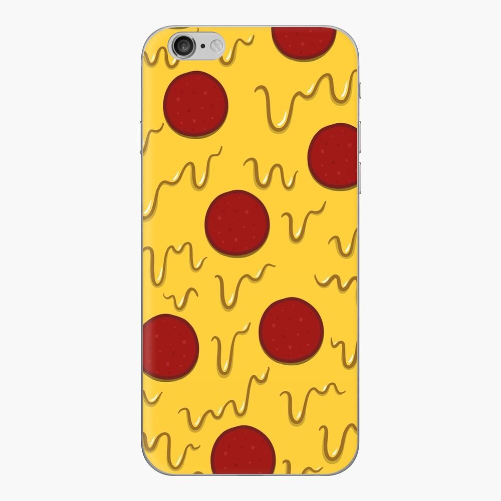 Pepperoni Pizza iPhone Skin