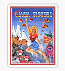 The Great Giana Sisters - Amiga Sticker