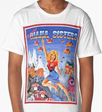 The Great Giana Sisters - Amiga Long T-Shirt