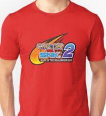 Capcom vs. SNK: Millennium Fight Unisex T-Shirt