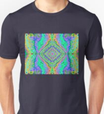 Flowing Life Diamond in the Stream Unisex T-Shirt