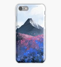 Blue Mountain iPhone Case/Skin