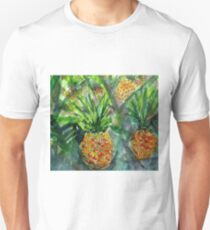 Maui Pineapples Unisex T-Shirt