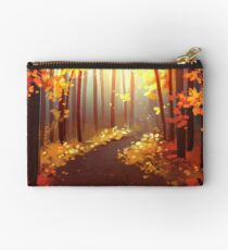 Fire Forest Studio Pouch