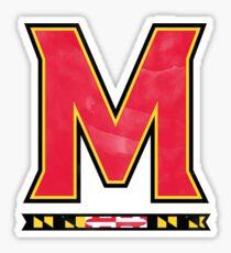 University of Maryland - Style 5 Sticker