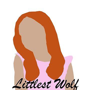 Littlest Wolf by haleysmith