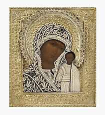 Russian Icons Photographic Print
