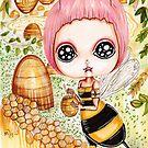 The Enchanting Kingdom of Bees by MayaDevi