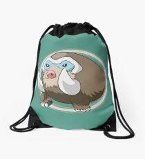 Quit Yer Swinin Drawstring Bag