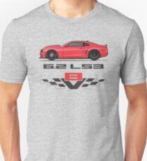 Red V8 T-Shirt