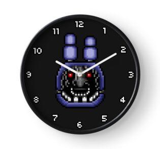 Quot Five Nights At Freddy S 2 Pixel Art Faceless Bonnie