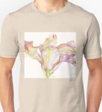 Faded Hibiscus Blossom T-Shirt