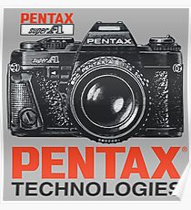PENTAX Poster