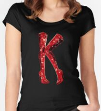 KINKY BOOTS Women's Fitted Scoop T-Shirt