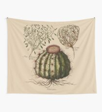 Melocactus Wall Tapestry