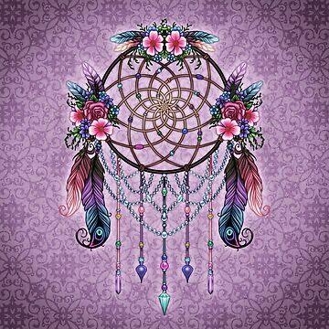 Dreamcatcher - Boho Style by brigidashwood
