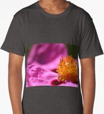 Pink Rockrose Long T-Shirt