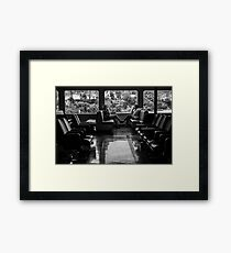 A Brief Encounter Framed Print