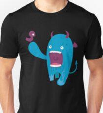 Cartoon Monster Unisex T-Shirt