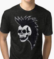 CRAZY MOHAWK Tri-blend T-Shirt