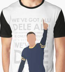 Dele Alli Graphic T-Shirt