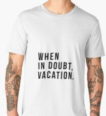 Vacation Men's Premium T-Shirt