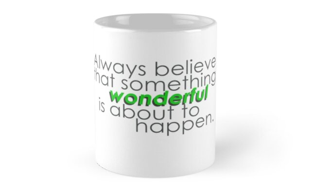 Always believe by MiraclesHappen