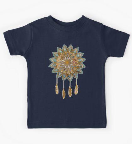 Golden Dreams Dreamcatcher Kids Clothes