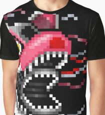 Five Nights at Freddy's 2 - Pixel art - Mangle (Ceiling) Graphic T-Shirt