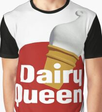 DAIRY QUEEN Graphic T-Shirt
