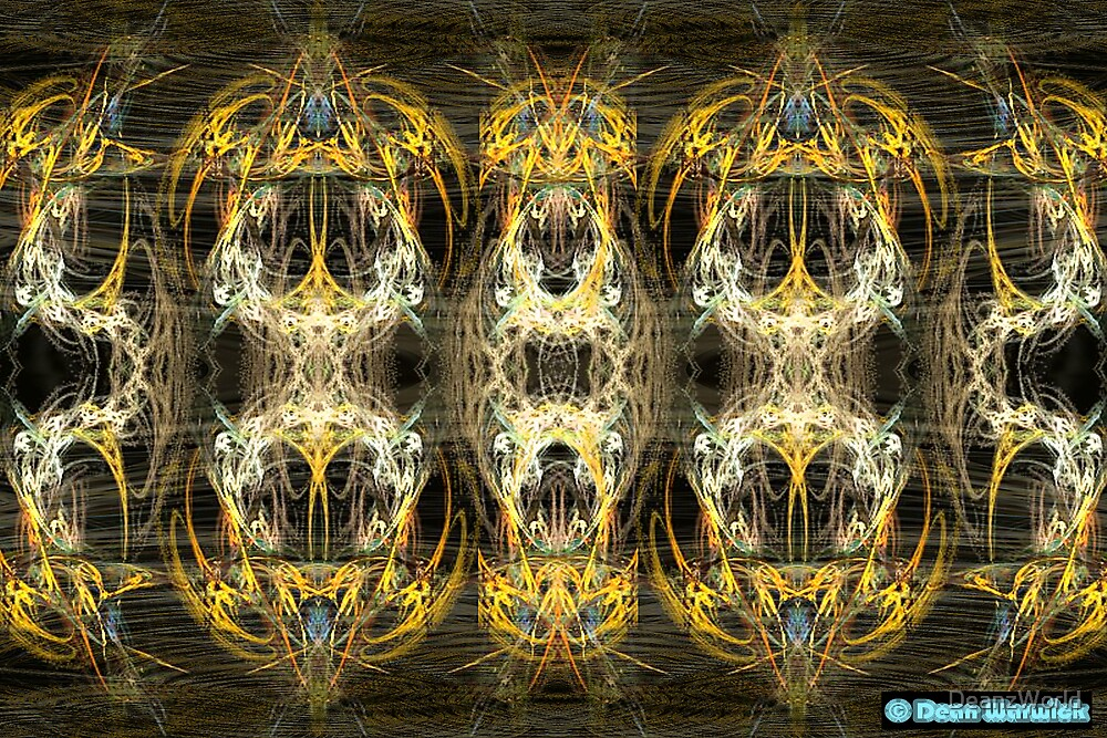 Abstract 5 by Dean Warwick