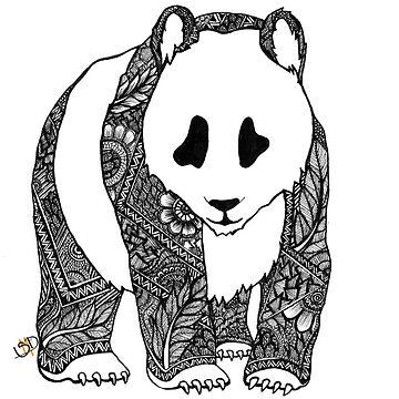 Panda by sheelSMD