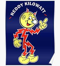 REDDY KILOWATT Poster