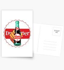 DR. PFEFFER 5 Postkarten
