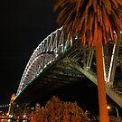 Under the bridge by Gino Iori