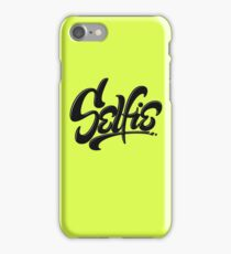 Wicked Acid Neon Green - Only for the Brave - Awesome Selfie Lettering iPhone Case/Skin