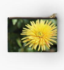 Yellow Gerbera Studio Pouch
