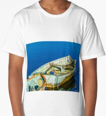 Boats in the Water Long T-Shirt