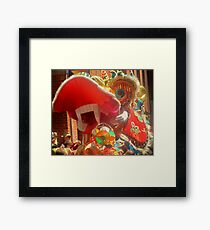year of the rat 2008 Framed Print