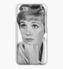 Julie Andrews  iPhone Case/Skin