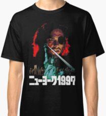 Escape (Japanese Art) Classic T-Shirt