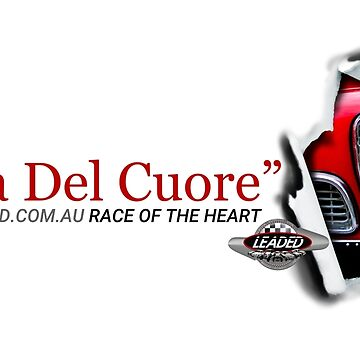 Corsa Del Cuore - Classic by mtmeegallery